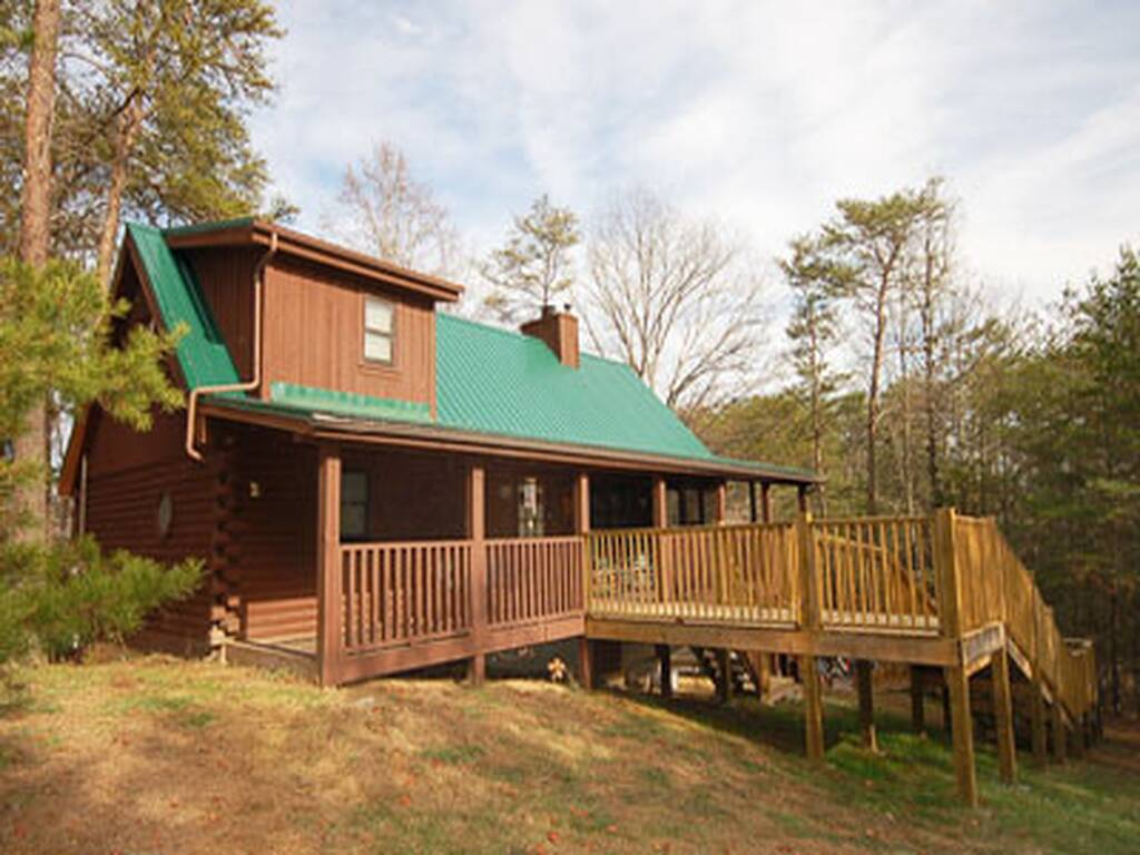 Heaven On Earth 2 Bedroom Vacation Cabin Rental In Pigeon Forge Tn